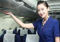 美女空姐招聘面试全过程